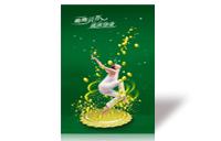 维迪奥橄榄油海报设计
