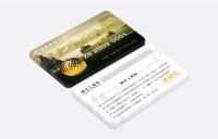 招商银行滇池高尔夫VIP卡设计