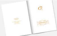 云南青雨化妆品公司画册设计