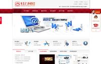 红云网络网站设计