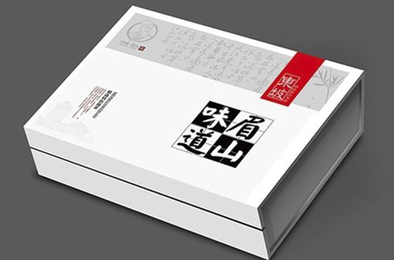 包装上的文字设计
